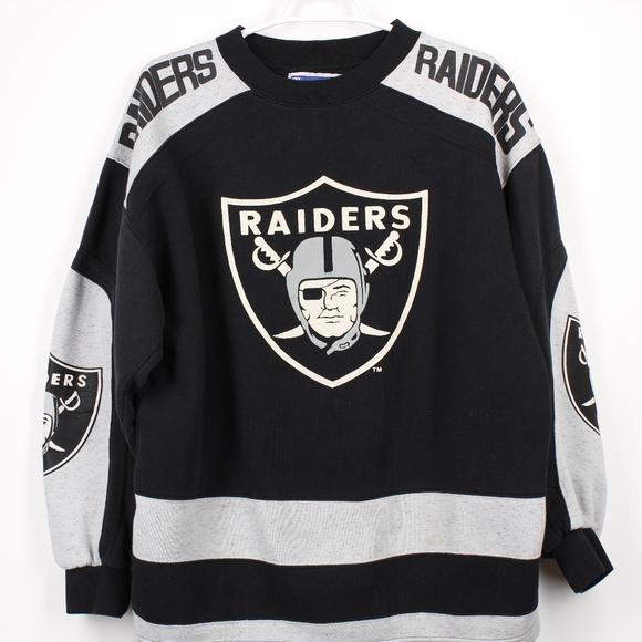 f0d23289 Vintage NFL Oakland Raiders Sweatshirt